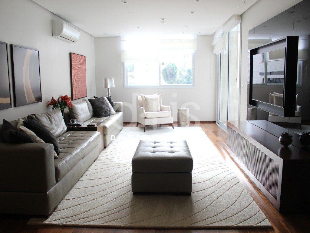 Alugar apartamento mobiliado no Jardins