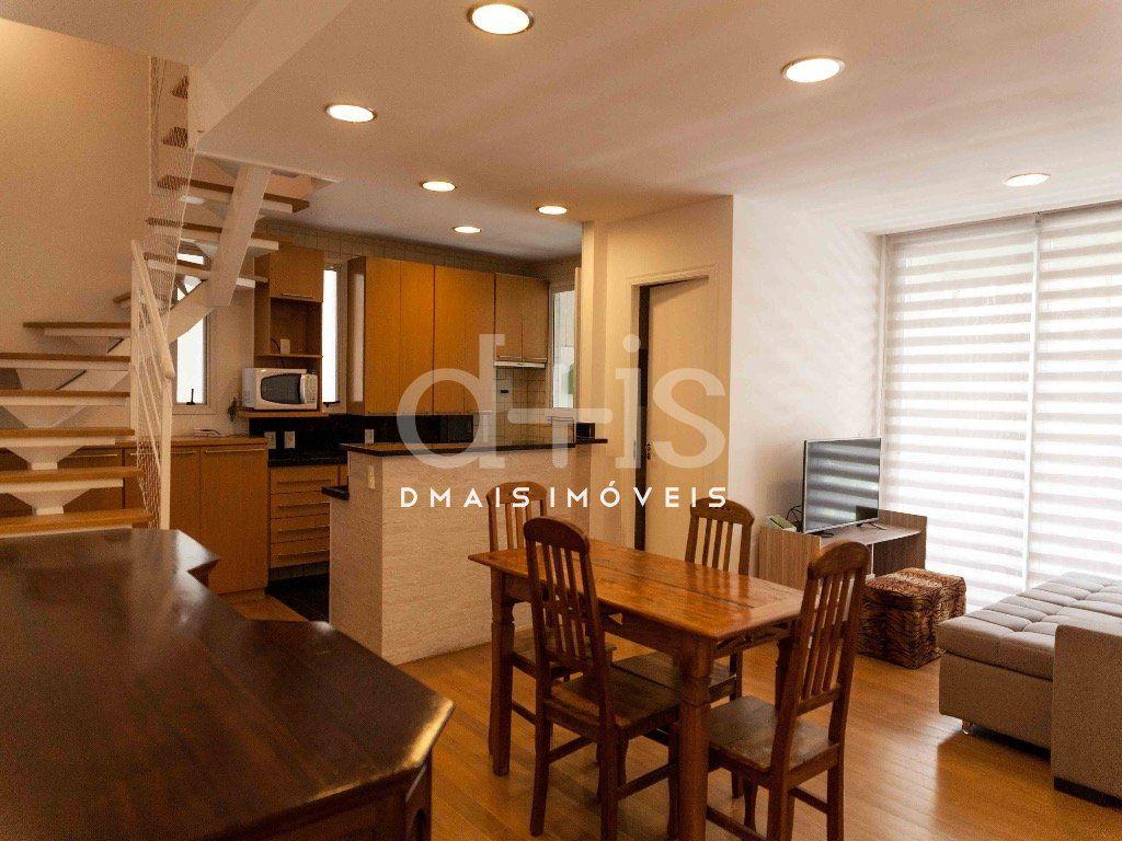 Apartamento duplex para alugar no Jardim Paulista