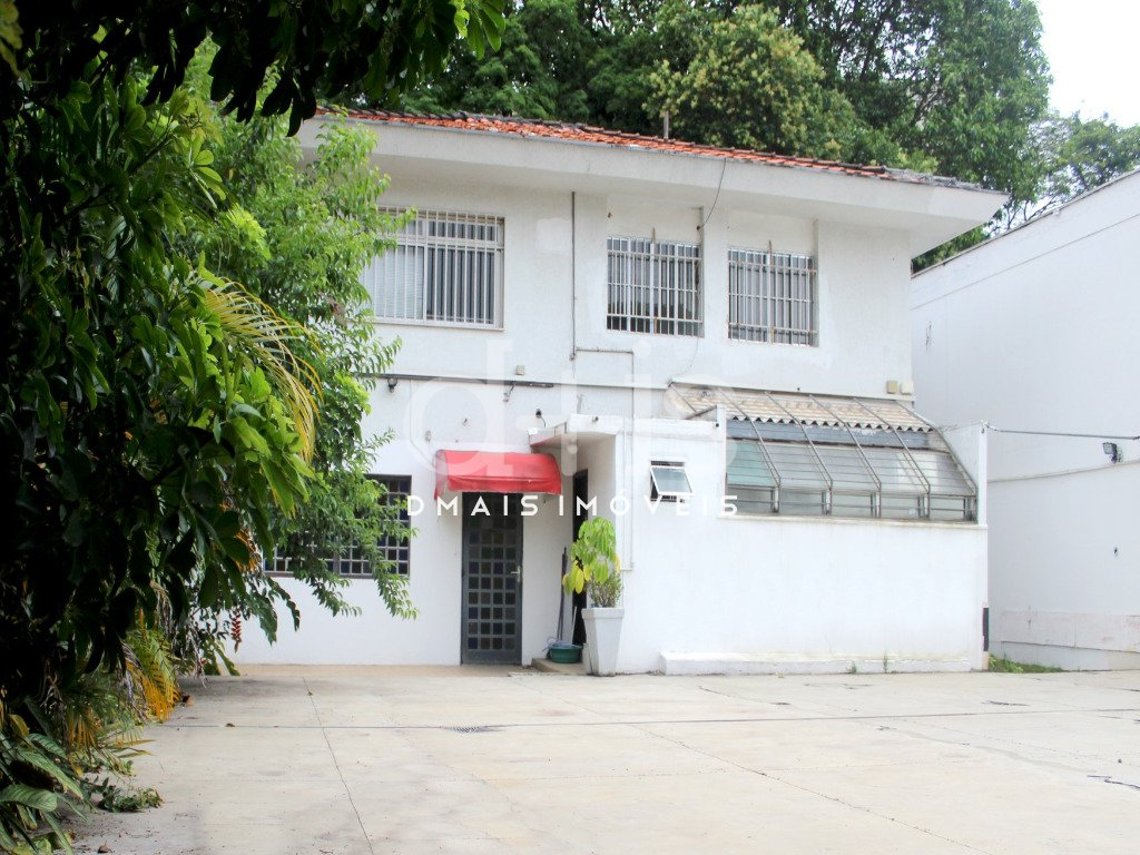 Casa comercial no Jardim Paulistano