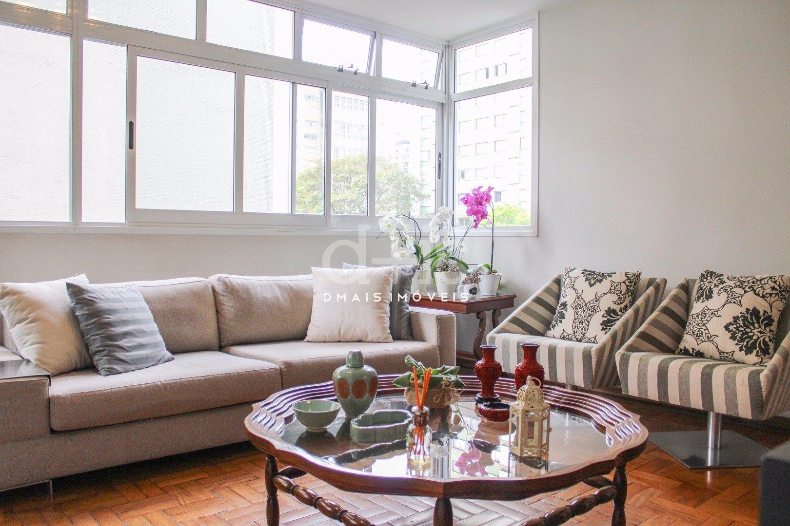 Apartamento à venda no Jardim Paulista